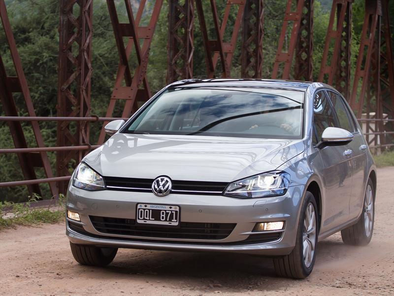 Lanzamiento nuevo VW Golf en Salta
