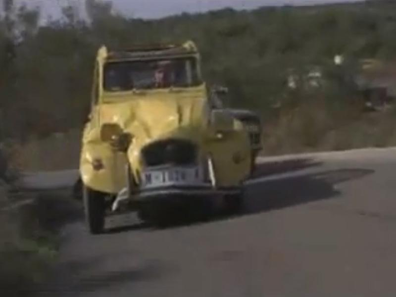 Top 10: Citroën 2CV de James Bond