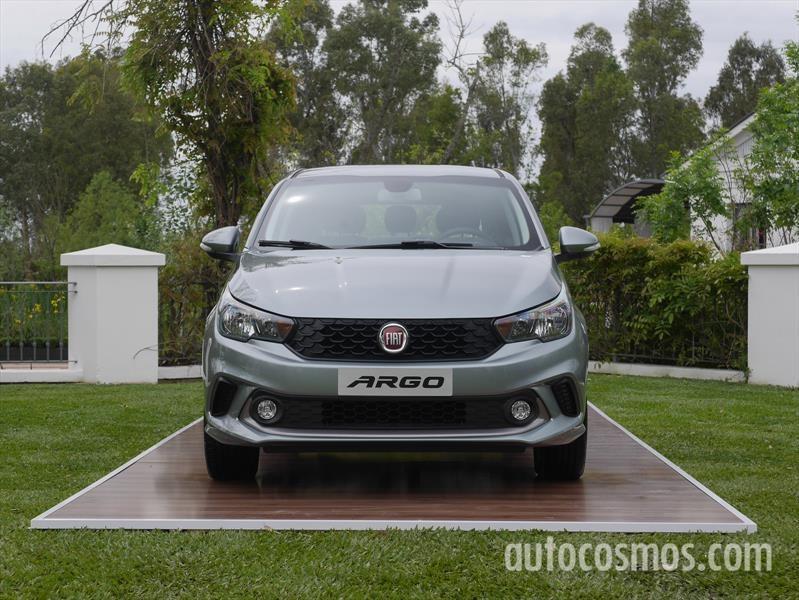 FIAT Argo lanzamiento en Argentina