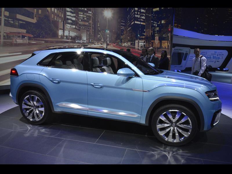 VW Cross Coupe GTE concept