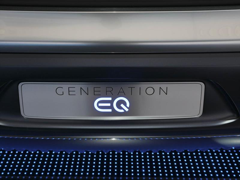 Mercedes-Benz Generation EQ 2017