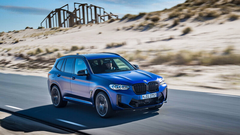BMW X3 M Competition 2021
