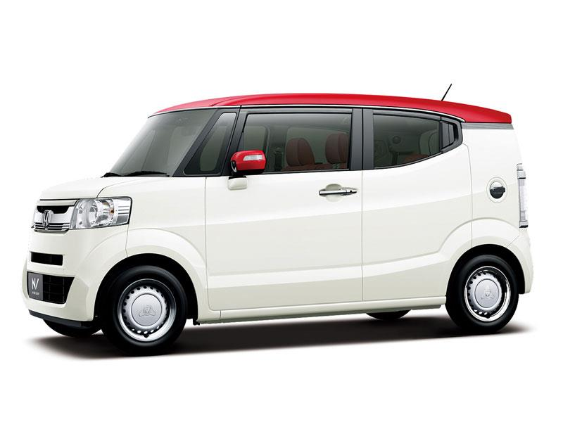 Honda N-Box Slash 2015