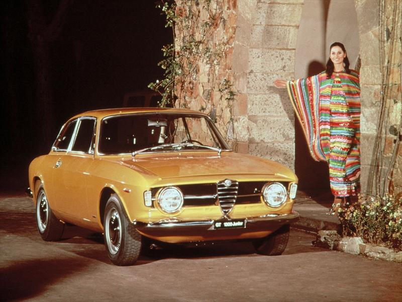 El Giulia, un emblema de Alfa Romeo
