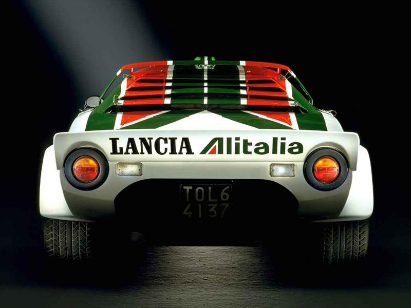 Top Ten: Lancia Stratos