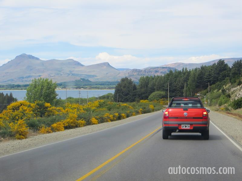 Volkswagen Gama Cross en Bariloche