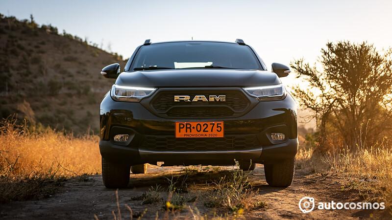 RAM 700 Laramie 2021 - Test Drive