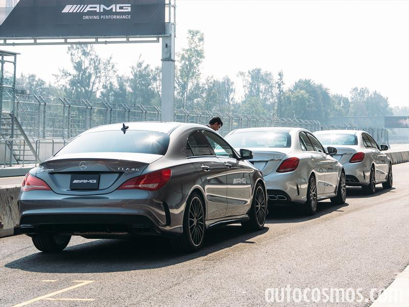 Mercedes-AMG Performance Tour 2016