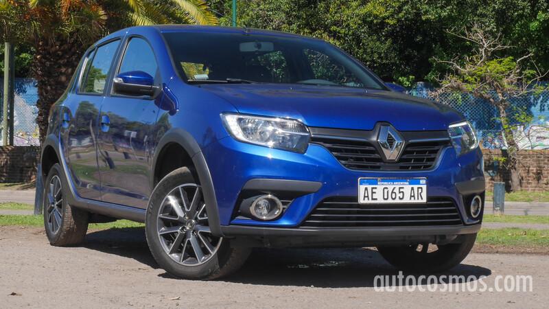 Renault Sandero CVT a prueba