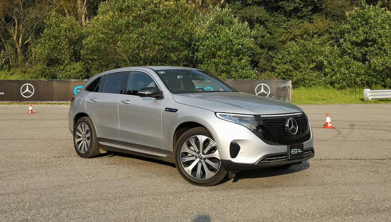 Mercedes-Benz EQC, lanzamiento en México