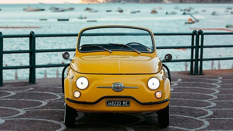 Fiat 500 Jolly Spiaggina Icon-e