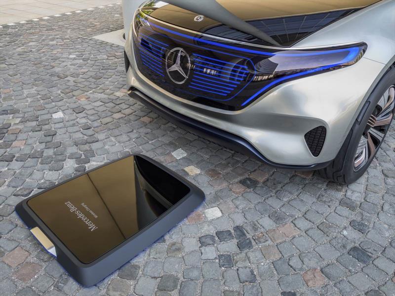 Mercedes-Benz Generation EQ 2017