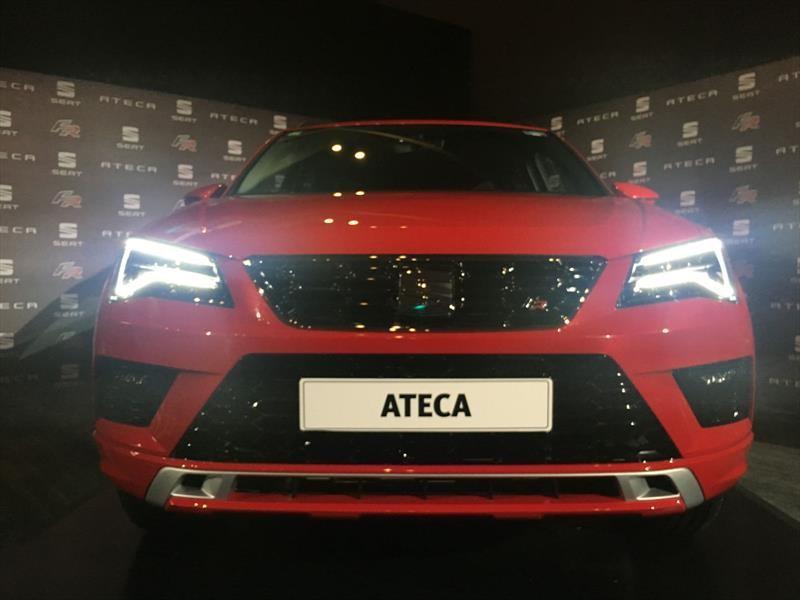 SEAT Ateca FR 2018