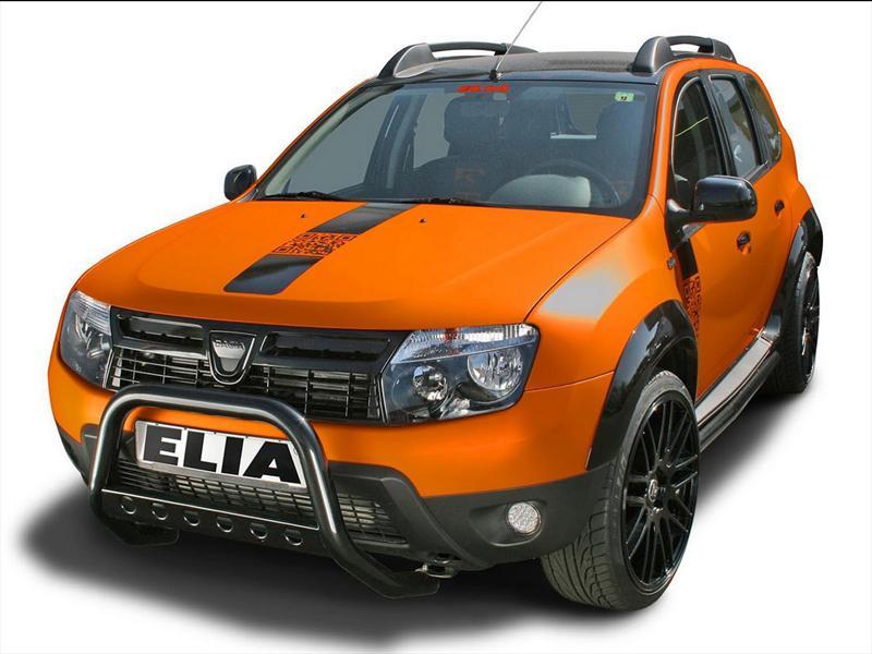 Dacia Duster tuning por Elia