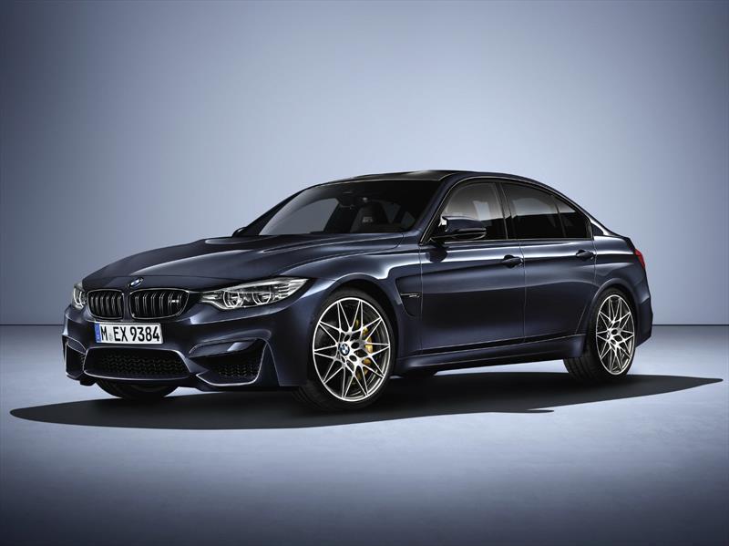 "BMW ""30 Jahre M3"" Limited Edition 2017"