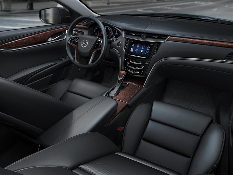 Mejores interiores 2013: Cadillac XTS