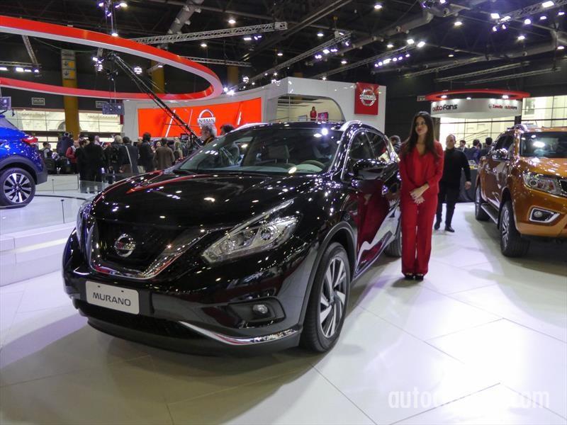 Nissan en el Salón de Buenos Aires 2017