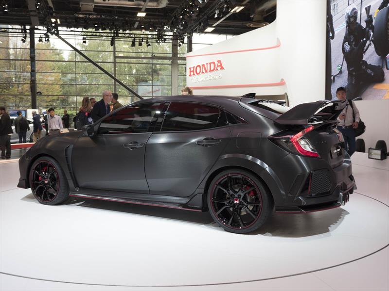 Honda Civic Type R Protoype
