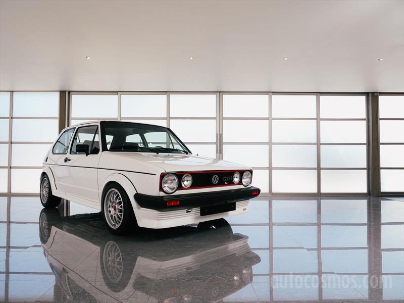 VW Golf GTI 1982