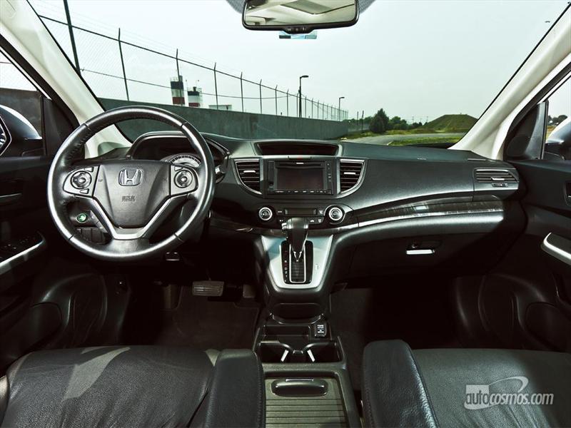 Honda CR-V 2013 a prueba