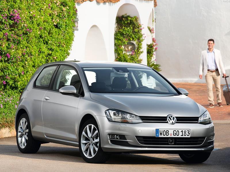 VW Golf Mk VII (2012- >)