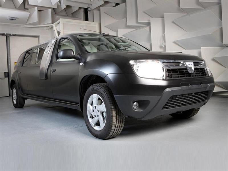 Dacia Duster agrandado