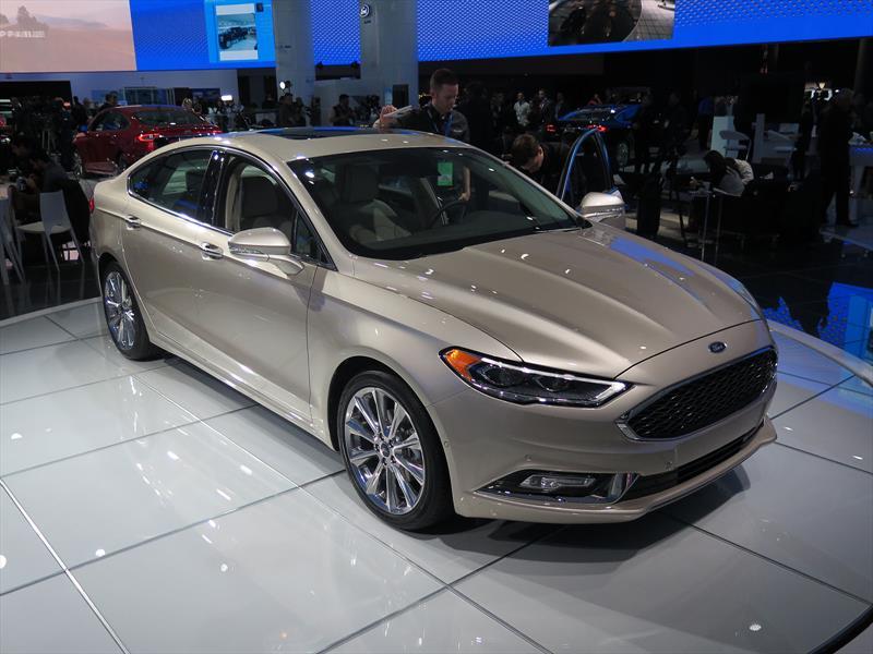 Nuevo Ford Mondeo