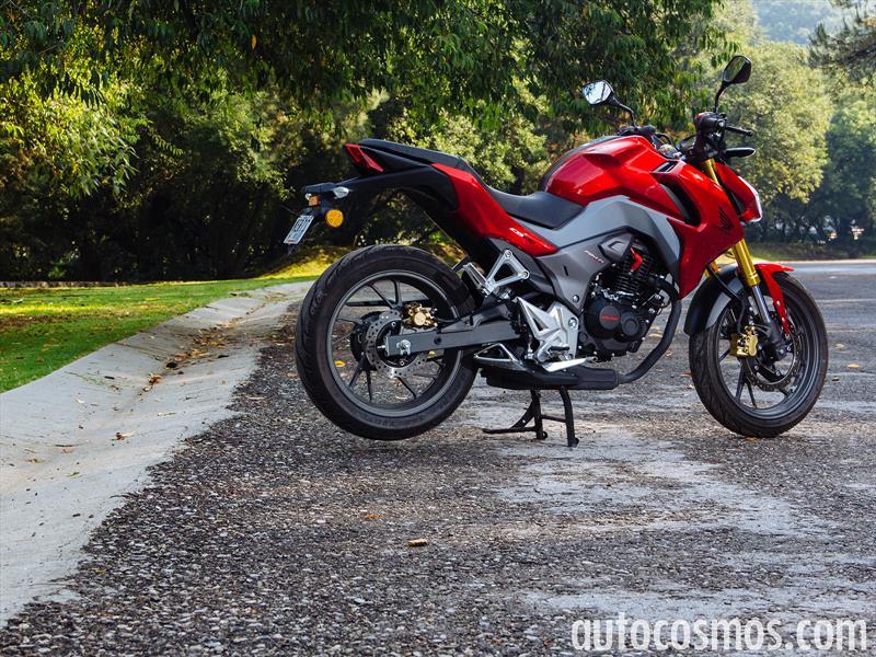 Honda CB 190R 2016