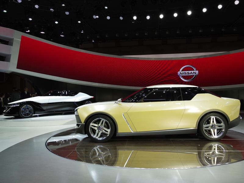 Nissan IDx en el Salón de Tokio 2013