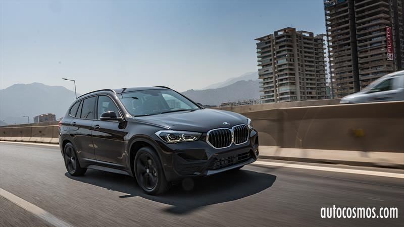 BMW X1 LCI 2020 - Lanzamiento en Chile