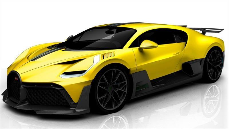 Los primeros Bugatti Divo personalizados