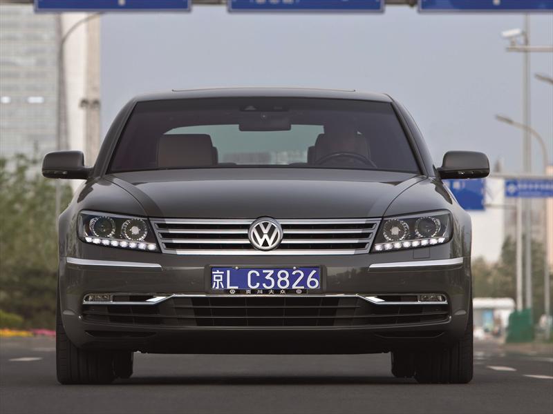 Top 10: VW Phaeton