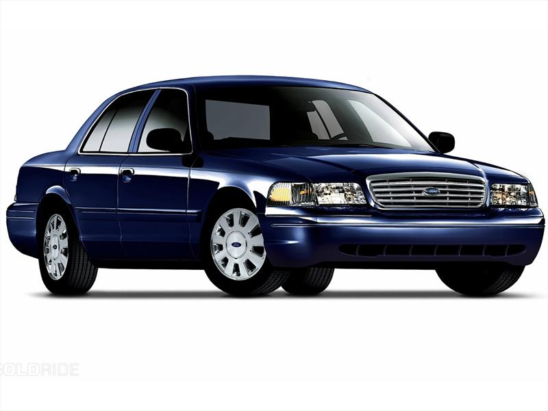 Top 10: Ford Crown Victoria Limosine