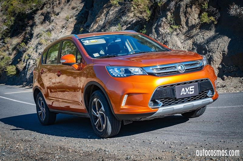 Test Drive: Dongfeng AX5 Turbo 2019
