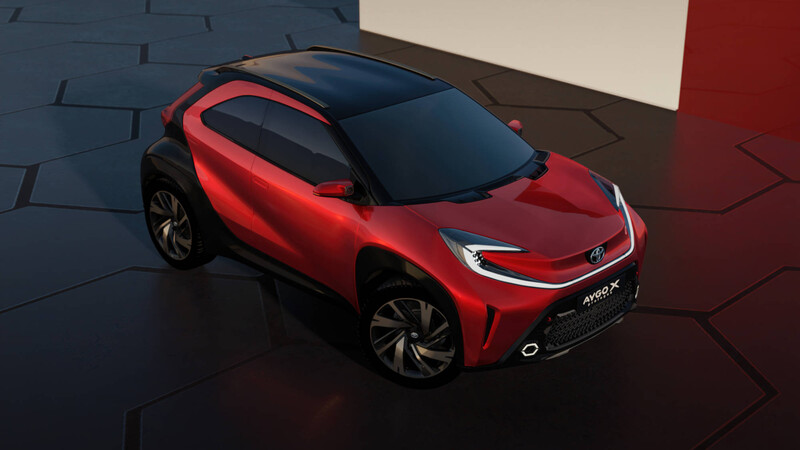 Toyota Aygo X prologue 2021