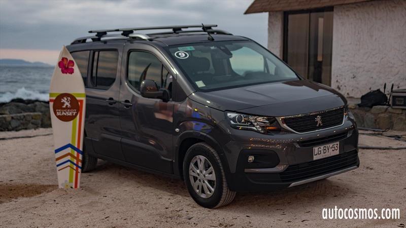 Peugeot Rifter 2019 - Lanzamiento en Chile