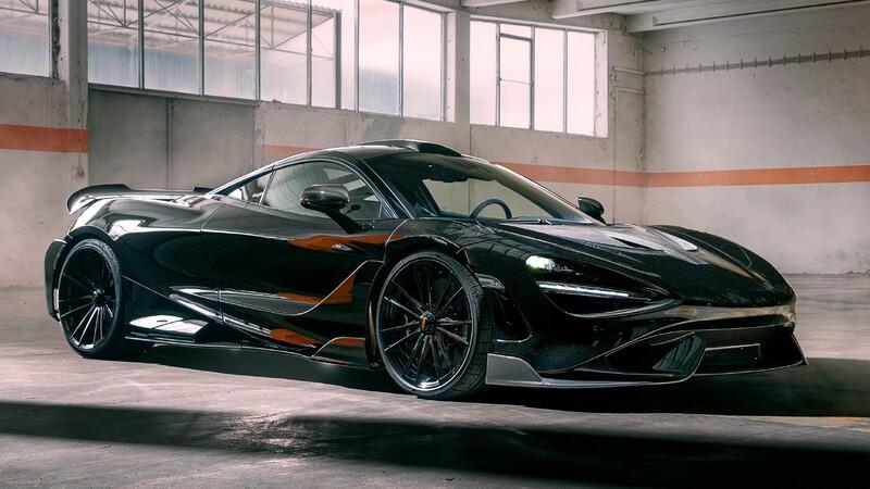 McLaren 765LT por Novitec