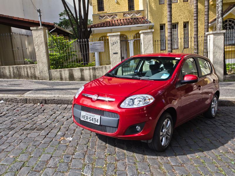 FIAT Palio 2012 presentación