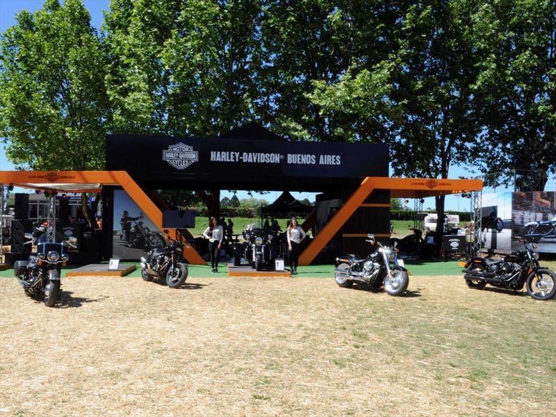Harley-Davidson en Autoclásica 2017