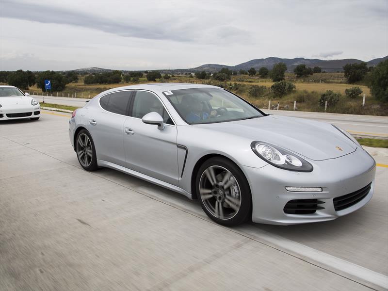 Porsche Panamera 2014 llega a México