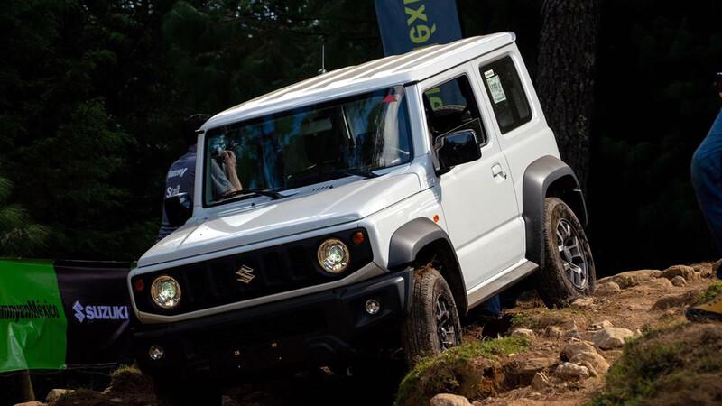 Suzuki Jimny 2021, lanzamiento en México