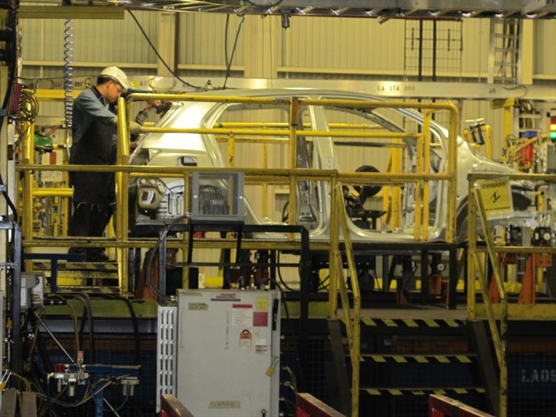 Planta General Motors SLP