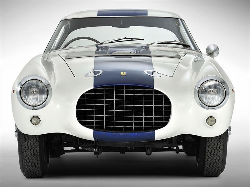 Pebble Beach 2104: Ferrari 250 MM Berlinetta 1953