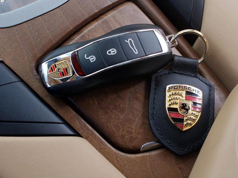 Top 10: Llave Porsche