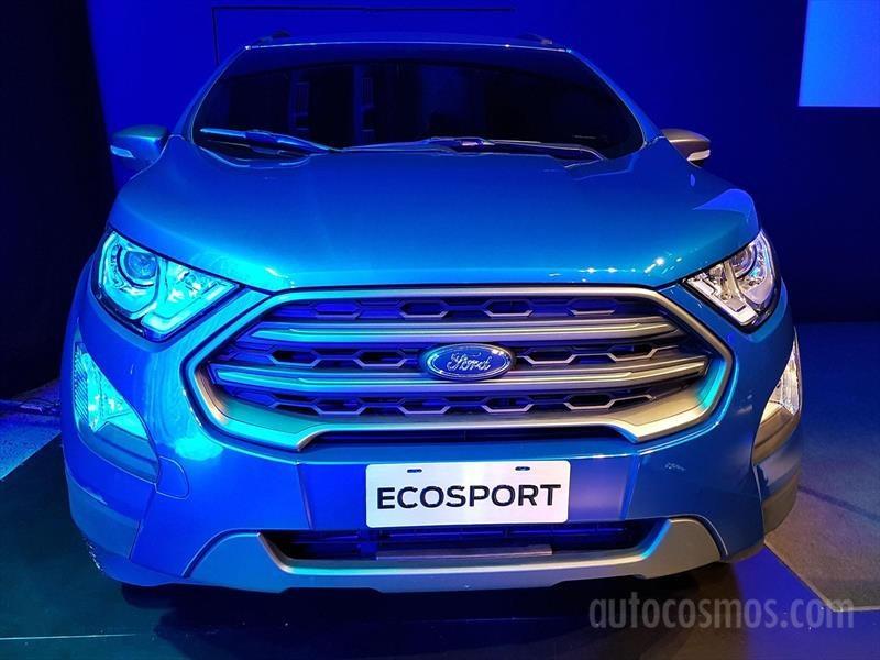 Nueva Ford Ecosport 2018