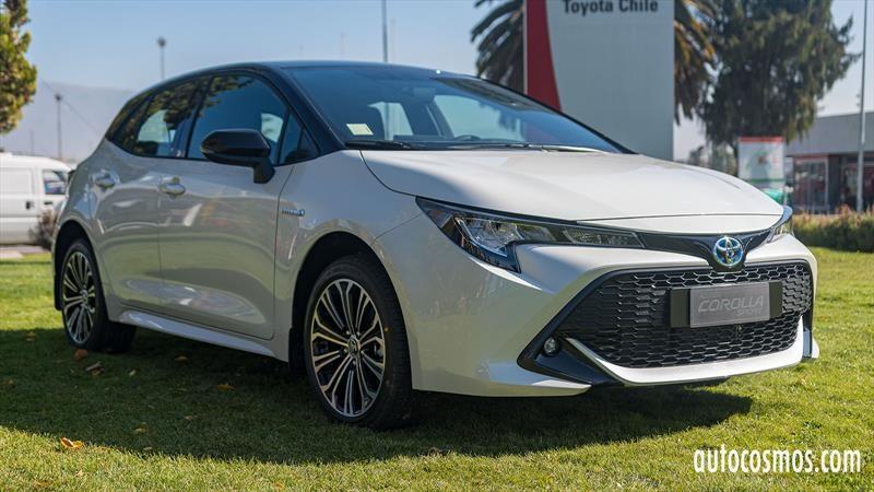 Toyota Corolla Sport 2019 - Lanzamiento en Chile
