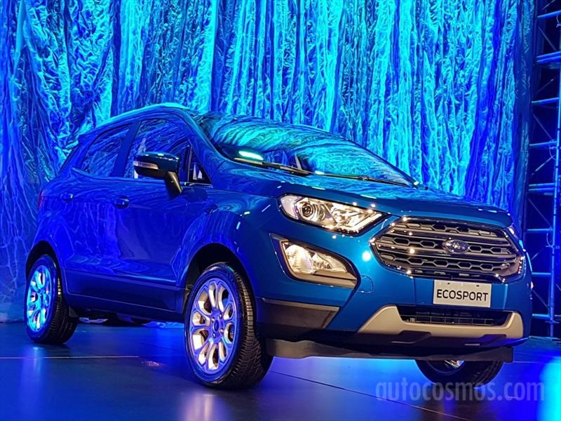 Ford EcoSport MY2018