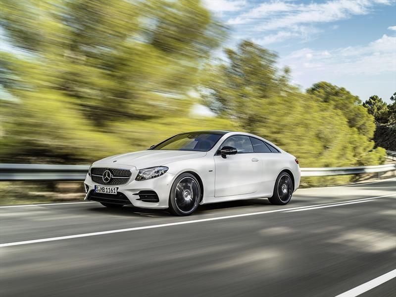 Mercedes Benz Clase E Coupé 2017