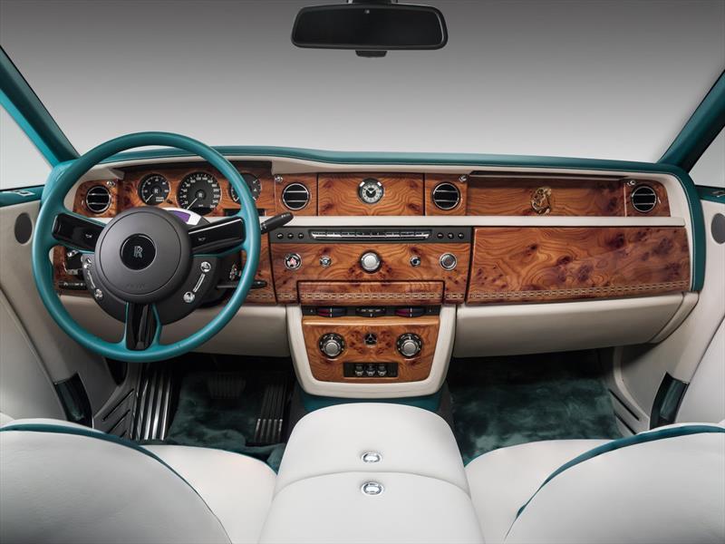 Rolls Royce Drophead Coupé edición Marajá