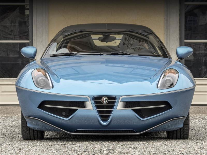 Touring Superleggera Disco Volante Spider 2016